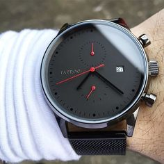 Tayroc Watches: