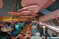 Annette's Diner - Photos Magiques