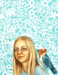"""Anne and the Milk Bird"" by Joan Wheeler"
