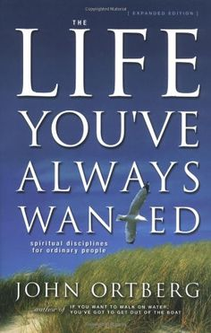 The Life You've Always Wanted: Spiritual Disciplines for Ordinary People (Expanded and Adapted for Small Groups) by John Ortberg,http://www.amazon.com/dp/0310246954/ref=cm_sw_r_pi_dp_Yybvsb01KCFT9GDS