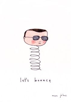 Marc Johns | let's bounce