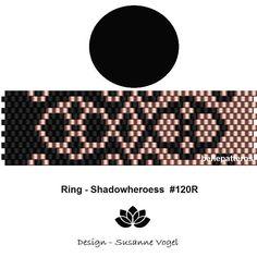 peyote ring patternPDF-Download 120R beading pattern