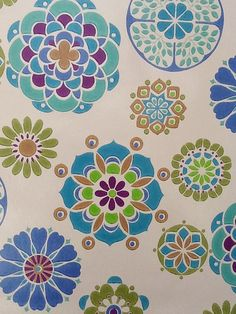 1970s Vintage Retro Vinyl Wallpaper on Etsy, $11.12