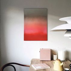 Blushing pink colors at 's home 💗 we love to see how beautiful the UMA notebook blends in Paper News, Danish Design, How Beautiful, Home Gifts, Pink Color, Blush Pink, Wall Lights, Photo And Video, Studio