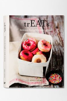 trEATs: Delicious Food Gifts To Make At Home by April Carter #urbanoutfitters