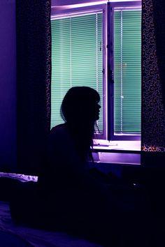 Silhouette ~ Photo by...Linn J©