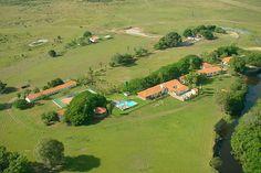 Pousada Xaraes no Pantanal (longe!)