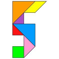 Tangram Five