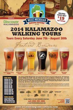 Kalamazoo Walking Tours