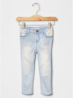 Washed skinny jeans | Gap