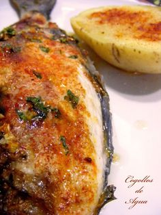 Seafood Recipes, Beef Recipes, Soup Recipes, Cooking Recipes, Healthy Recipes, Gefilte Fish Recipe, Pescado Recipe, Ono Fish Recipe, Gastronomia