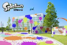 Wii U #Splatoon Nintendo Japan HQ