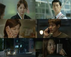 """[Spoiler] """"Road to the Airport"""" Kim Ha-neul chooses Lee Sang-yoon, Jang Hee-jin about to have an affair @ HanCinema :: The Korean Movie and Drama Database"""