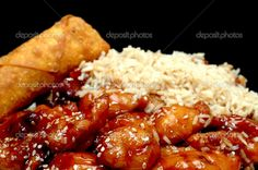 Chinese lunch