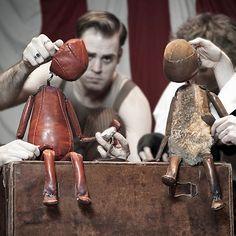 Puppets- Boris and Sergey's Vaudevillian Adventure