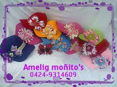 Resultado de imagen para gorras para niñas decoradas