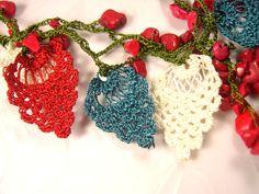 turkish oya crochet lace - $19.00, via Etsy.