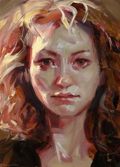 """Sunbreak"", John Larriva art"