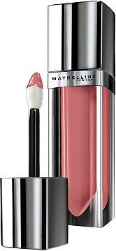 Maybelline Color Elixir Lip Color caramel infused. Dupe for mac deelight lipgloss. Perfect everyday color.