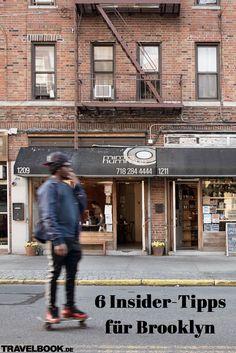 Die 6 besten Tipps für den hippen New Yorker Stadtteil Brooklyn – von Insidern verraten: http://www.travelbook.de/welt/new-york-die-besten-tipps-fuer-brooklyn-801153.html