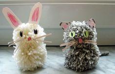 Wil je de kinderen in klas iets laten maken met wol? Dan is dit een hele leuke opdracht! Maak toffe fluffiediertjes door pomponnetjes te maken. Let op: geschikt voor de derde graad.