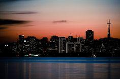 San Francisco Skyline Seattle Skyline, New York Skyline, San Francisco Skyline, Pictures, Photography, Travel, Photos, Photograph, Viajes
