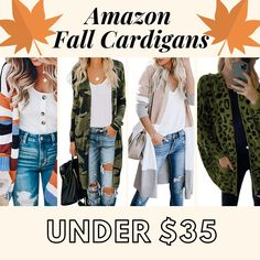 Affordable fall fashion! Fall fashion for less. Amazing amazon finds under $35. #amazonfinds #amazonfashion