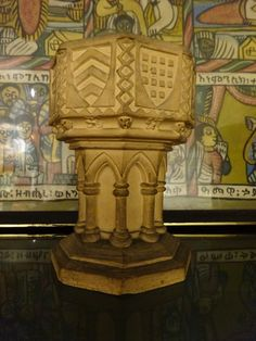 ANTIQUE CHURCH FONT MODEL WEST DEEPING ST ANDREW LINCOLN BAPTISMAL WATER FONT