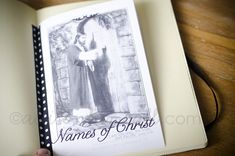 Great ideas and downloads for my scripture journal!