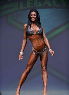 Jade Carroll 2nd Ferrigno Legacy Bikini Pro 2014
