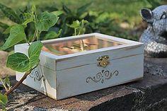 Krabičky - Krabička na čaj - 6815148_