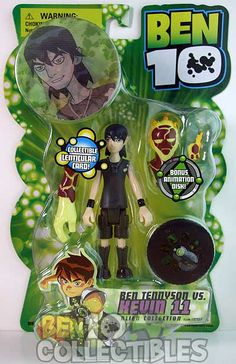 ben10 toys | Details about Ben 10 Original Series Action Figure - Kevin 11