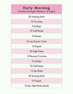Looking for a new cardio routine that you can do anywhere in a short tme? Check out our cardio workouts that will help you get fit in no time!