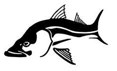STRIPPER FISH HOOK Vinyl Decal Car Truck Boat Window Sticker Salt Life DANCER