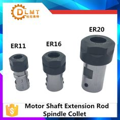 Collet Chuck Motor Shaft Extension Rod Spindle Collet Lathe Tools Holder Inner For CNC Milling Boring Grinding Cheap Tools, Extension Rod, Lathe Tools, Home Tools, Milling, Cnc, Grinding, Ribbons