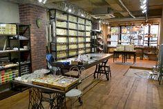 Store Fronts, Drafting Desk, Shop Displays, Furniture, Image, Home Decor, Travel, Viajes, Traveling