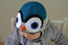 AMSi handmade: Virkkaa lapselle pöllöpipo