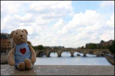 My teddy bear PARIS