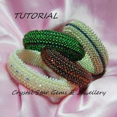 Toho Bangle Tutorial