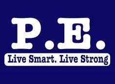 RockSports Daily Physical Education: PE Live Smart, Live Strong