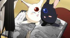 Mokona, Tsubasa chronicle (click to have animated gif)