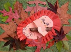 Hedgehog craft for kids. Kids Crafts, Animal Crafts For Kids, Fall Crafts For Kids, Art For Kids, Diy And Crafts, Paper Crafts, Autumn Activities, Craft Activities For Kids, Hedgehog Birthday