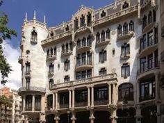 Hotel Casa Fuster (Barcelona - Spain)