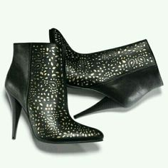 Cloud Walker Fashion Bootie New in package. Never worn or tried on. Avon Shoes Ankle Boots & Booties