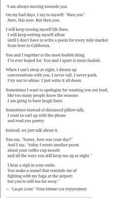 """Trista Mateer, """"Laugh Lines"""""""