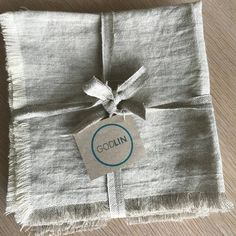 """41 likerklikk, 1 kommentarer – Godull (@godull_godlin) på Instagram: """"Straks hos kunden❤. #lin #linserviett #norwegianmade #levlandlig #vakrehjemoginterior #vakrehjem…"""" Linen Towels, Home Textile, Linen Bedding, Linen Sheets, Bedding, Bed Linens"""