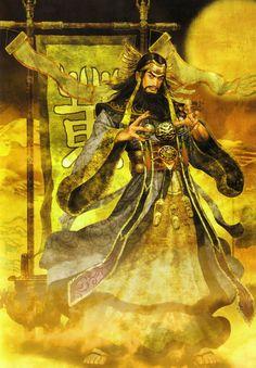 Zhang Jiao (Dynasty Warriors 5)