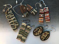 Laurel Swetnam earrings