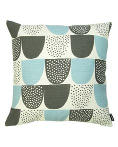 Sokeri Blue Cushion Cover / Tyynynpäällinen | kauniste Online Shop