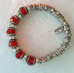 Online at Treasures to Treasure Midnight Love Beaded Bracelets, Jewels, Jewerly, Pearl Bracelets, Gemstones, Fine Jewelry, Gem, Jewelery, Seed Bead Bracelets